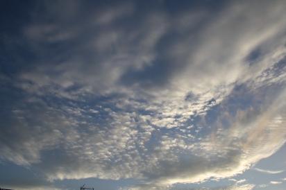 No parece que las nubes vayan a desaparecer tan pronto